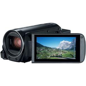 Máy quay Canon VIXIA HF R80 Camcorder, màn hình cảm ứng, bộ nhớ trong 16GB