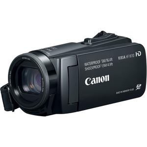 Máy quay Canon Vixia HF W10 Waterproof Camcorder full HD, chống nước, bộ nhớ trong 8GB