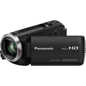 Máy quay Panasonic HC-V180K Full HD zoom 90x, Time Lapse Recording, màn hình cảm ứng