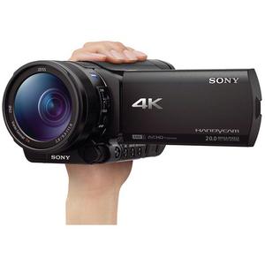 Máy quay Sony FDR-AX100E 4K Ultra HD Camcorder