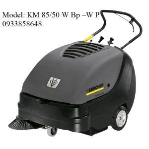 MÁY QUÉT RÁC CÔNG NGHIỆP Karcher Model: KM 85/50 W Bp –W P