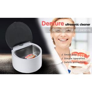 Máy Rửa Sạch Răng Giả Bằng Sóng Siêu Âm