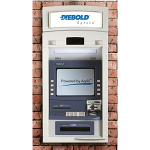 Máy rút tiền ATM Tường Diebold Opteva 562