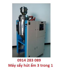 Máy sấy hút ẩm nhựa 3 trong 1 INCOPLAST WHD100/120