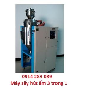 Máy sấy hút ẩm nhựa 3 trong 1 INCOPLAST WHD50/80