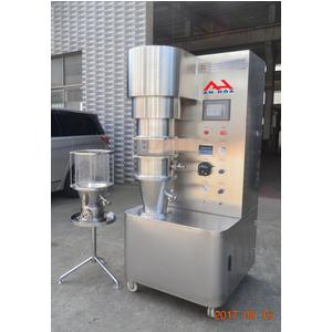 MÁY SẤY TẦNG SÔI TẠO HẠT/ PHUN BAO -R&D / DLP-Mini Fluid bed Granulator/Coater for R&D