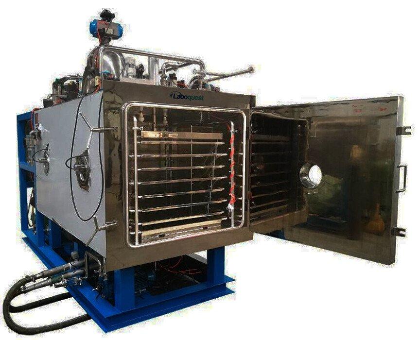 Máy sấy thăng hoa Laboquest LFQ 9101