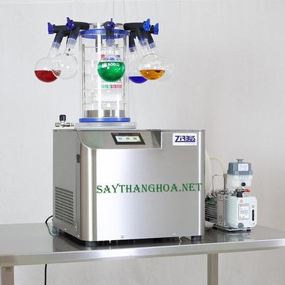 Máy sấy thăng hoa thí nghiệm Vaco 2