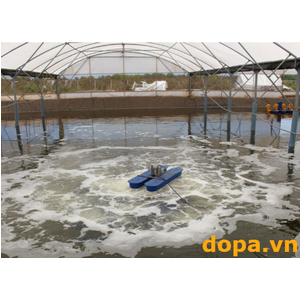 OXI-DOPA - Máy Sục Khí Oxi Ao Nuôi Tôm Cá