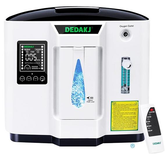 Máy tạo oxy 7 lít DEDAKJ DE-1A