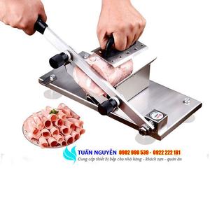 """Máy thái thịt bằng tay 6.7"""" tiện lợi cho bếp nhà hàng cỡ nhỏ"""
