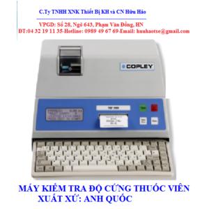 MÁY THỬ ĐỘ CỨNG THUỐC VIÊN TBF1000
