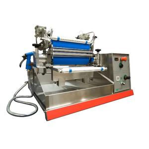 Máy thử nghiệm hoàn tất hóa học bằng phương pháp ngấm ép