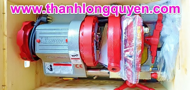Máy tiện ren ống 2 inch long shun z1t-r2