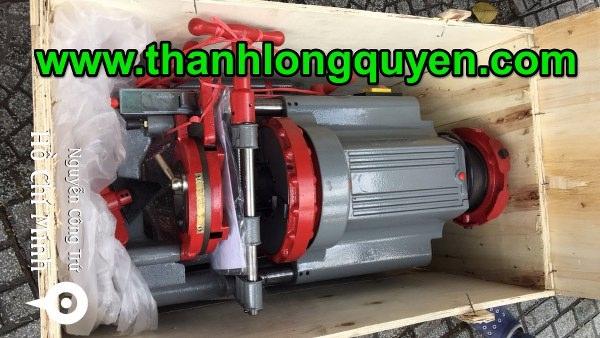 máy tiện ren ống