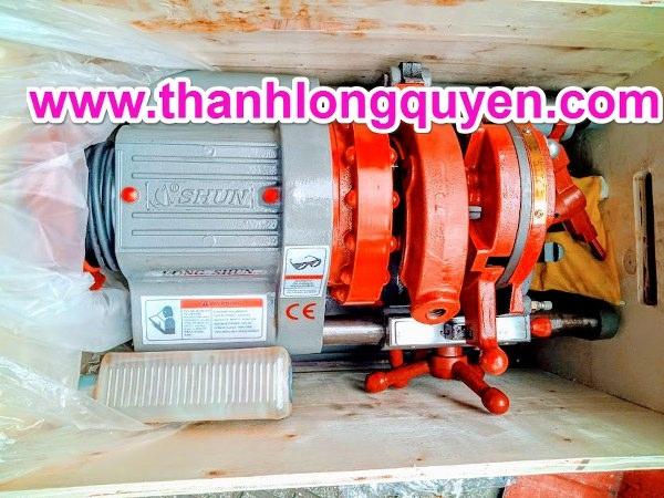 """máy tiện ren ống z1t-r2 ½""""-2"""" long shun"""