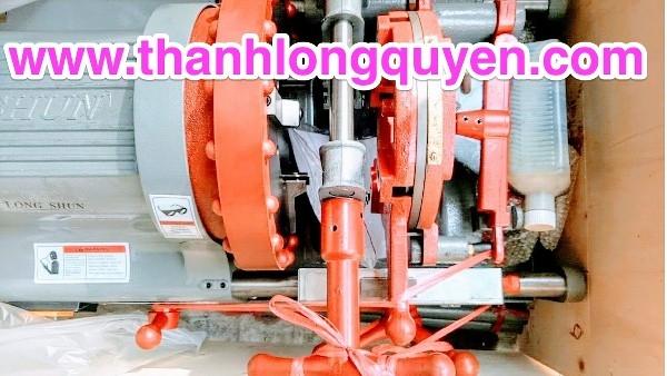 """máy tiện ren ống z1t-r3 1/2""""-3"""" long shun"""
