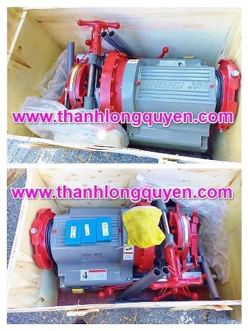 Máy tiện ren ống 4 inch z1t-r4 long shun