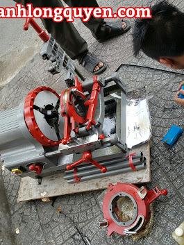 máy tiện ren ống z1t-r4 long shun