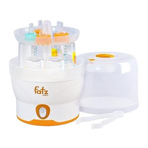 Máy tiệt trùng bình sữa siêu tốc 6 bình không BPA Fatzbaby FB4028SL