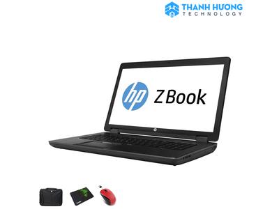 Máy trạm HP Zbook 15 G2, Core i7 4800MQ, RAM 8 GB, SSD 256 GB, NVIDIA Quadro K1100M, Full HD