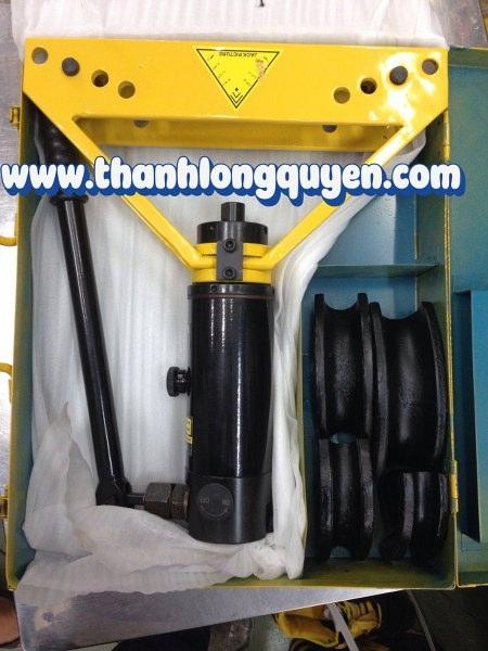 máy uốn ống thủy lực HHW-1A TLP