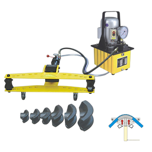 Máy uốn ống thủy lực HHW-2D-3D-4D