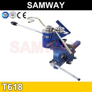 MÁY UỐN ỐNG THỦY LỰC SAMWAY, MODEL: T168