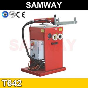 MÁY UỐN ỐNG THỦY LỰC SAMWAY, MODEL: T642