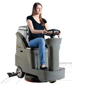 Máy vệ sinh lau sàn ngồi lái Kraffer GM-MINI