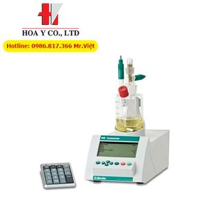 Máy xác định hàm lượng ẩm 899 Coulometer kèm theo điện cực general màng