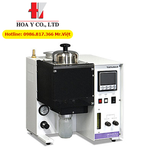 Máy xác định hàm lượng cặn cacbon tự động trong xằng dầu Tanaka acr-m3mk2