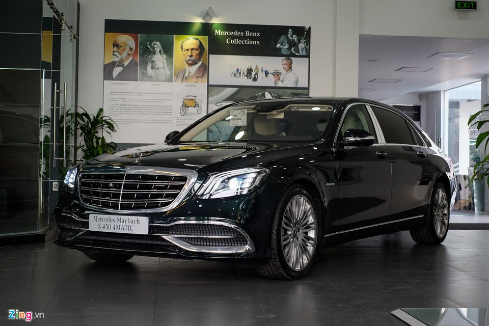 Mercedes-Maybach S450