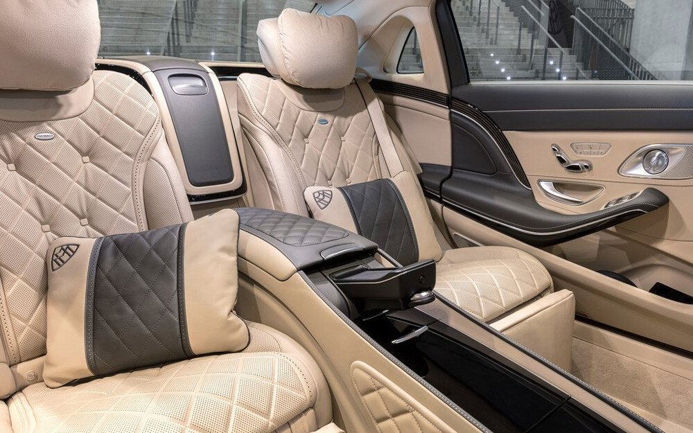 Mercedes-Maybach S650