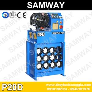 MÁY BẤM ỐNG THỦY LỰC SAMWAY- P20D