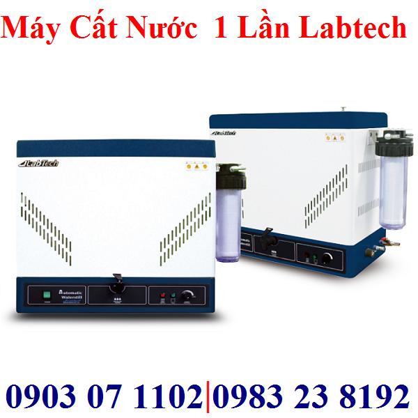 Máy cất nước 1 lần 12 lít/h Labtech LWD-3012