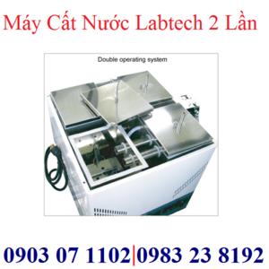 Máy cất nước 2 lần 8 lít/h Labtech LWD-3010D