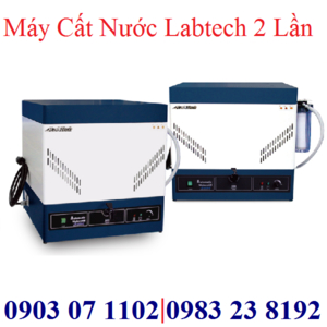 Máy cất nước 2 lần Labtech LWD-3005D