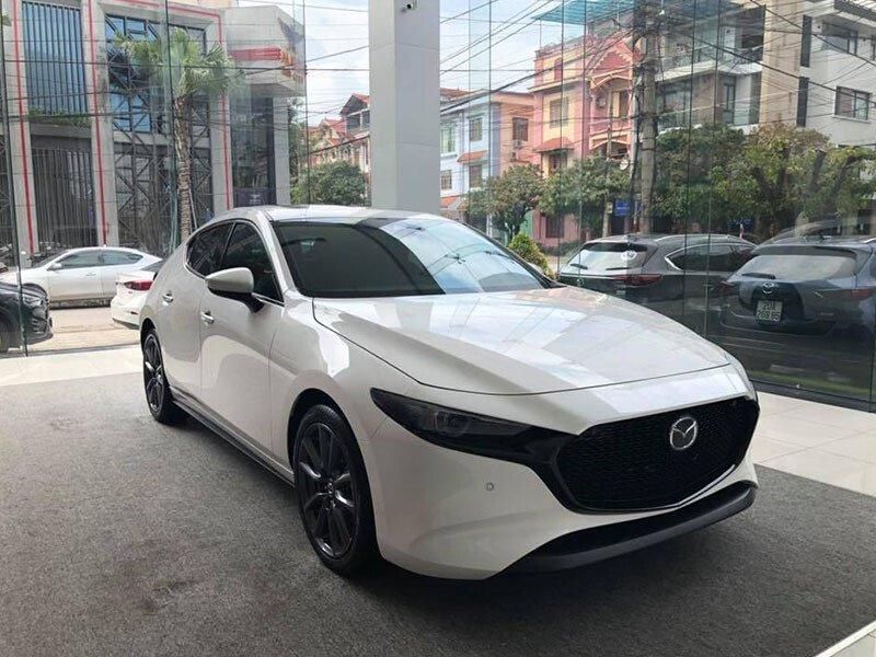Mazda 3 Sport 1.5L Luxury