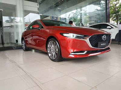 Mazda 3 1.5L Deluxe