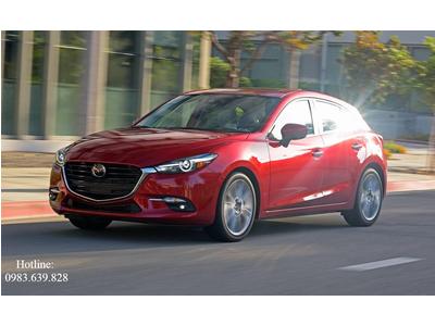 Mazda 3 2018 tại Mazda Thái Nguyên