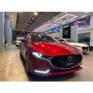 Mazda 3 2.0L Signature Luxury (Vin 2021)