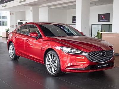 New Mazda 6 Luxury