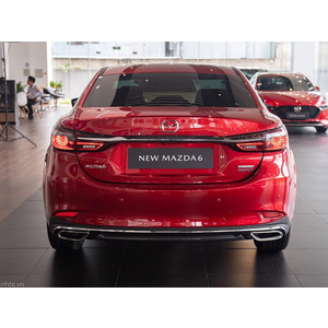 New Mazda 6 2.5L Signature Premium (Vin 2021)