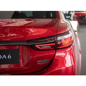 New Mazda 6 2.5L Signature Premium (GTCCC) (Vin 2021)