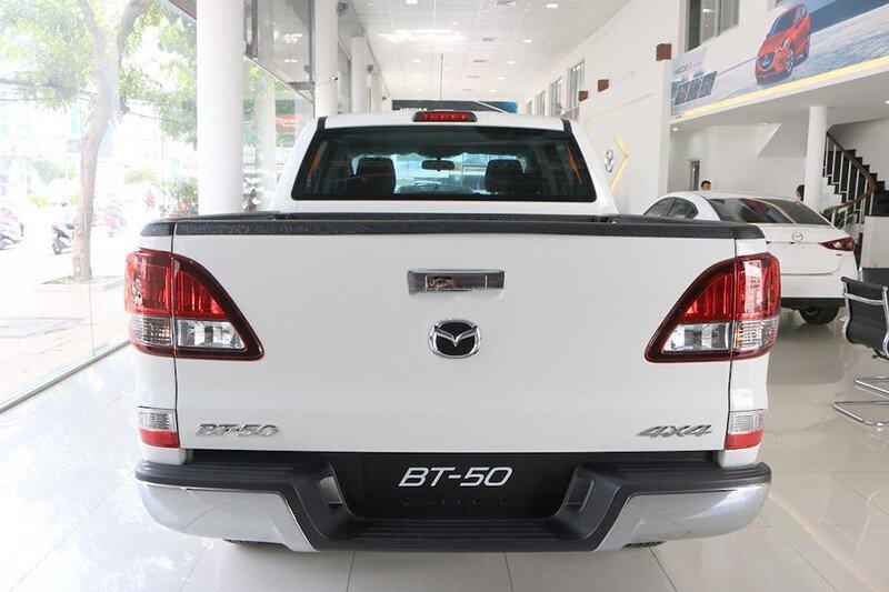 Mazda BT-50 Standard 4x4