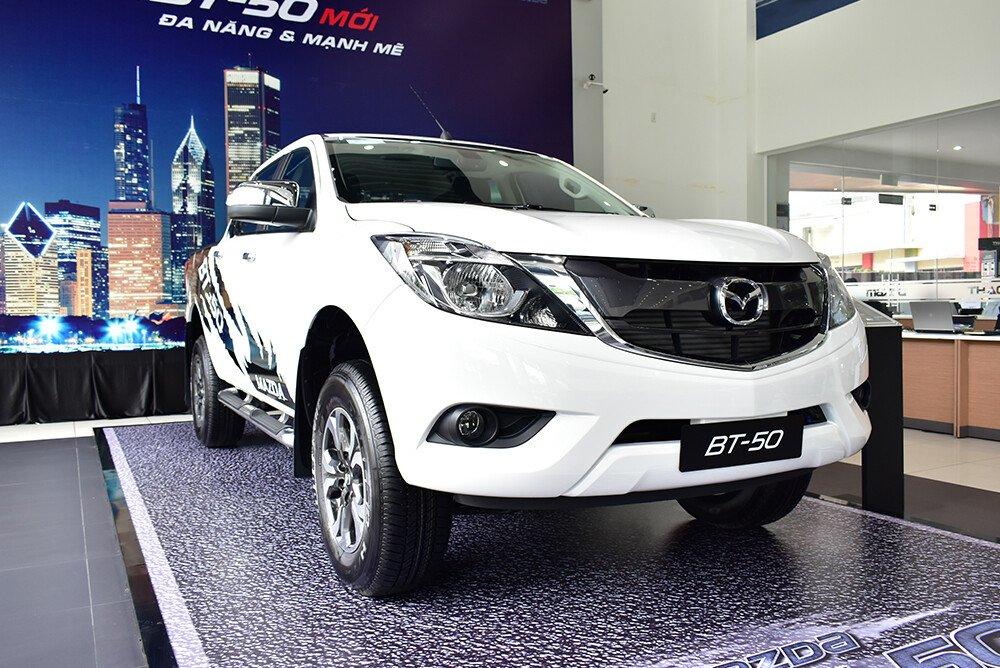 Mazda BT-50 Luxury 4x2