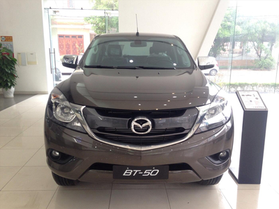 Mazda BT-50 Deluxe AT