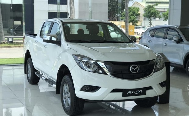 Mazda BT 50 đứng vị trí thứ 4 doanh số xe bán tải tháng 5 2021