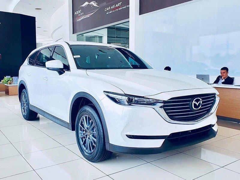 Mazda CX-8 Deluxe